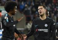 Jual Willian dan Hazard, Maka Chelsea Perlu Beli Skuat yang Baru