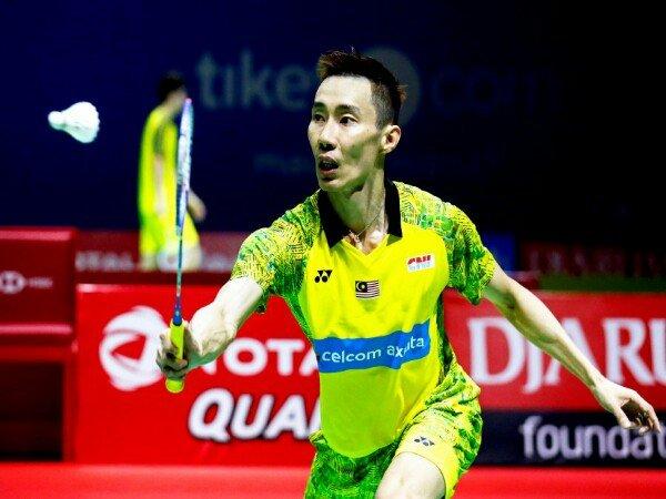 Lee Chong Wei Tantang Kento Momota di Semifinal Indonesia Open 2018