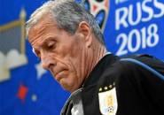 Oscar Tabarez Ungkap Penyebab Kegagalan Uruguay Tumbangkan Prancis