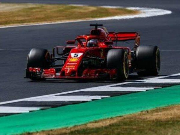 Hasil Lengkap F1 GP Imggris