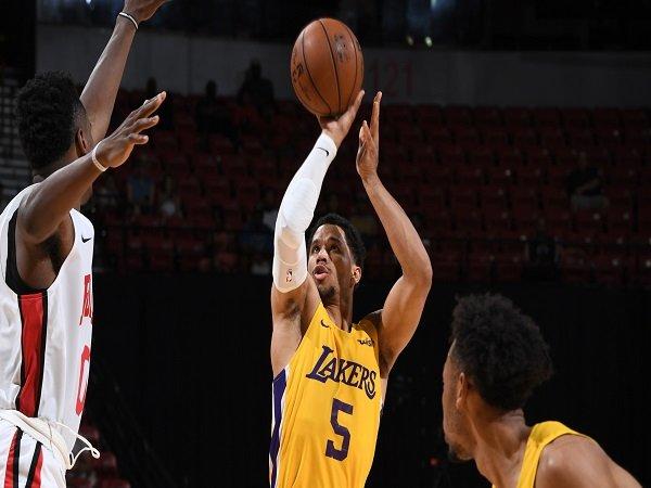 Kalahkan Bulls, Lakers Raih Kemenangan Kedua di NBA Summer League