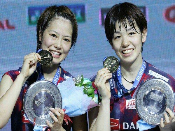 Yuki/Hirota Juara Ganda Putri Indonesia Open 2018