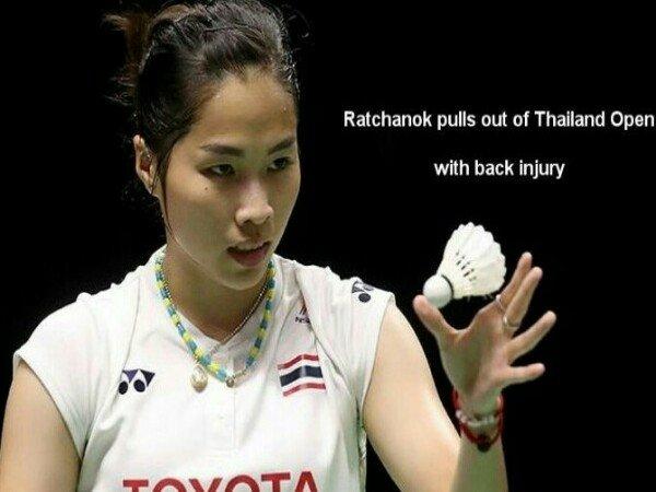 Ratchanok Intanon Mundur Dari Thailand Open 2018