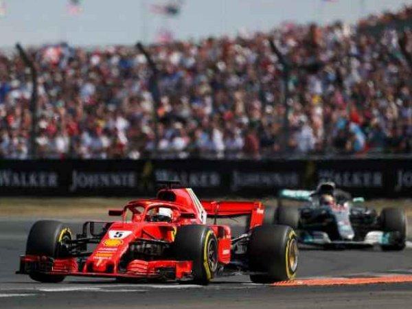 Chris Horner: Ferrari Lebih Hebat Dari Mercedes