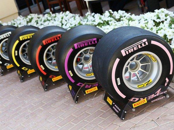 Daftar Pilihan Ban Para Pebalap di F1 GP Jerman