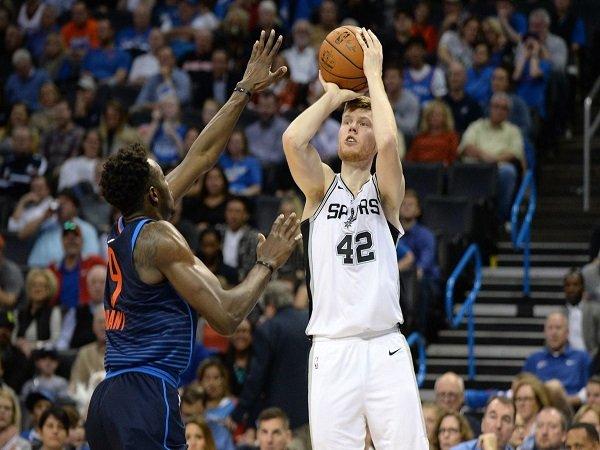Davis Bertans Perpanjang Kontrak Bersama San Antonio Spurs