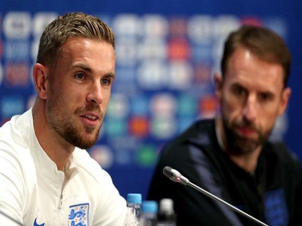 Jordan Henderson Komentari Identitas Inggris Bersama Gareth Southgate