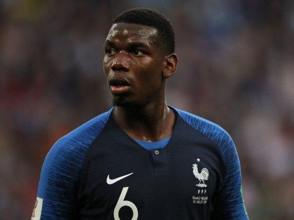 Menurut Wenger, Pogba Telah Berkembang di Piala Dunia dengan Prancis