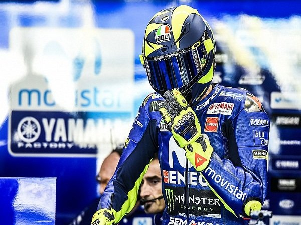 Rossi Rindukan Kemenangan Bersama Yamaha