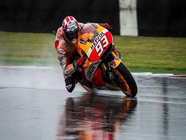 Marquez Waspadai Faktor Cuaca di MotoGP Jerman