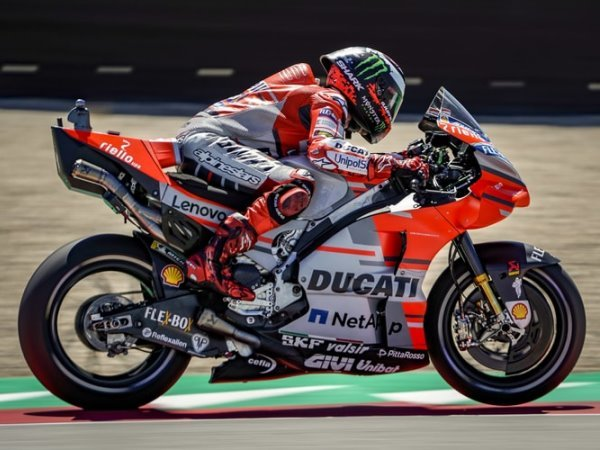 Jorge Lorenzo Optimistis Tatap GP Jerman