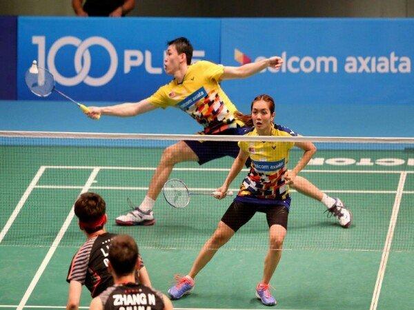 Meski Kandas di Babak Pertama Thailand Open, Kian Meng/Pei Jing Masih Diberikan Kesempatan