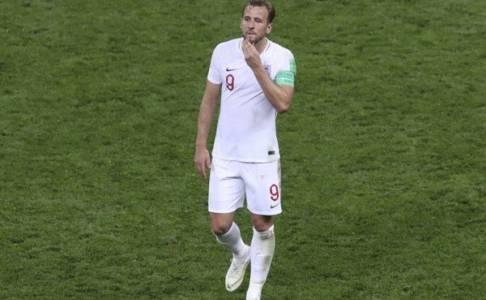Pelatih Inggris Bantah Kane Bermain dengan Cedera Melawan Kroasia