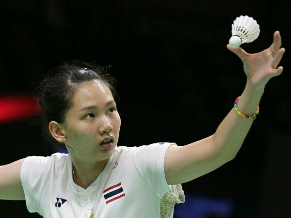Pornpawee Chochuwong Tantang Nozomi Okuhara di Babak Kedua Thailand Open
