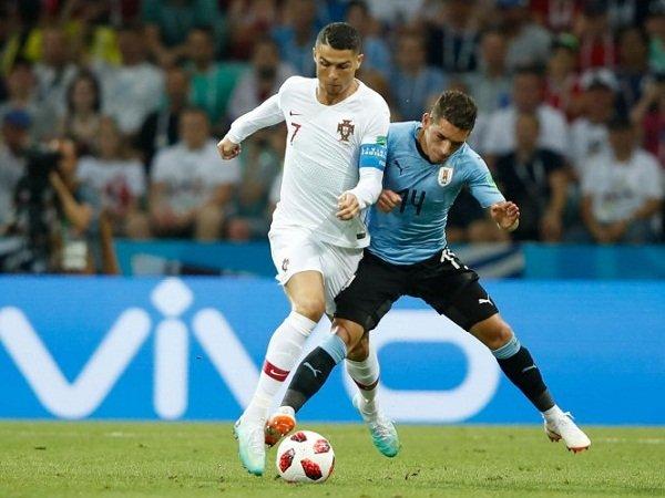 Torreira Bicara Soal Aksi Bendung Ronaldo di Piala Dunia 2018