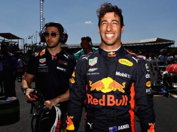 Daniel Ricciardo Mentok di Red Bull?