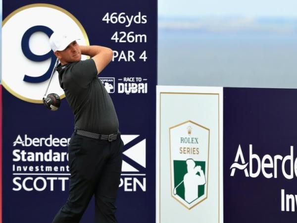 Klasemen Sementara Babak Pertama Scottish Open 2018