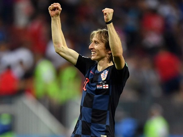 Luka Modric Rela Tukar Semua Trofi Liga Champions Miliknya demi Piala Dunia