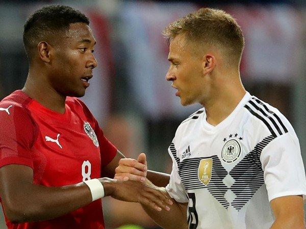Alaba: Kekecewaan Jerman di Piala Dunia Tak Pengaruhi Bayern Munich