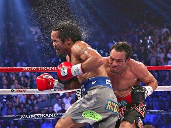 De La Hoya Ingin Saksikan Pacquiao vs Marquez Jilid V
