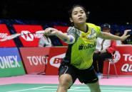Gregoria Mariska Melesat ke Semifinal Thailand Open 2018