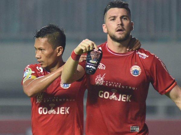 Persija Kembali Diperkuat Simic, Gawang Bali United Dalam Bahaya