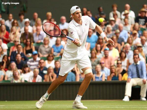 Reaksi John Isner Atas Kekalahannya Di Semifinal Wimbledon