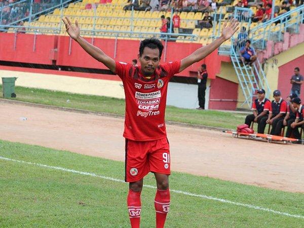 Semen Padang 1-0 Aceh United, Kabau Sirah Raih 7 Kemenangan Beruntun