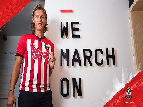 Southampton Resmi Datangkan Jannik Vestergaard dari Monchengladbach