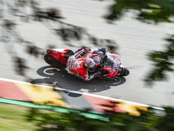 Andrea Dovizioso Tak Bisa Prediksikan Hasil MotoGP Jerman