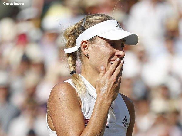 Bagi Angelique Kerber, Tanpa 2017 Ia Tak Mampu Menangkan Wimbledon