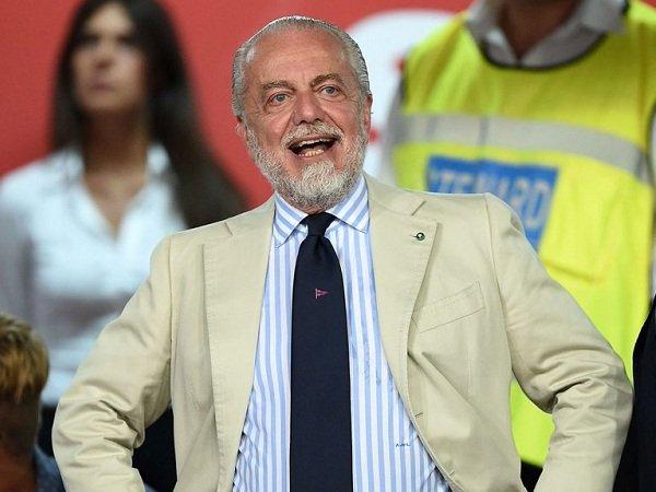 De Laurentiis Berencana Bangun Stadion Baru untuk Napoli