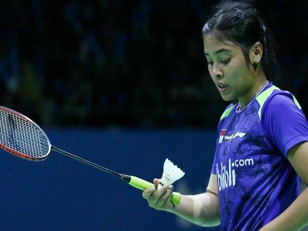 Gregoria Mariska Gagal Bendung PV Sindhu di Semifinal Thailand Open 2018