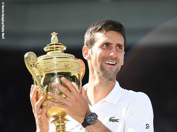 Hasil Wimbledon: Akhiri Puasa Gelar Grand Slam, Novak Djokovic Kantongi Gelar Wimbledon Keempat