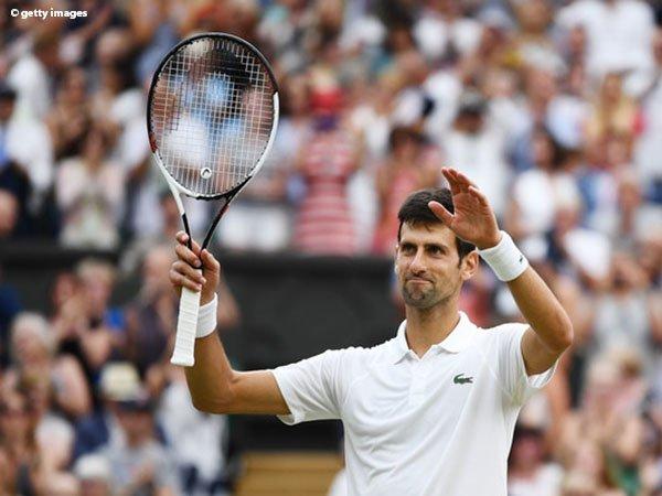 Hasil Wimbledon: Bungkam Rafael Nadal, Novak Djokovic Melenggang Ke Semifinal