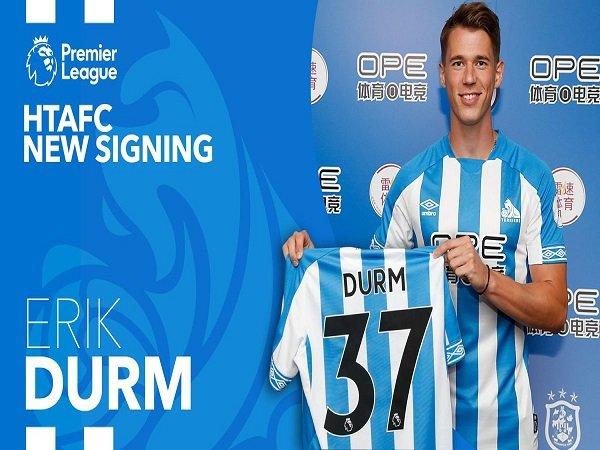 Huddersfield Resmi Datangkan Erik Durm dari Borussia Dortmund
