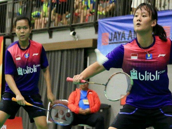 Indonesia Tumbangkan Singapura 5-0 di Asia Junior Championships 2018