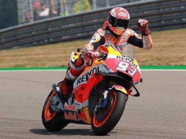 Klasemen Pebalap Usai MotoGP Jerman