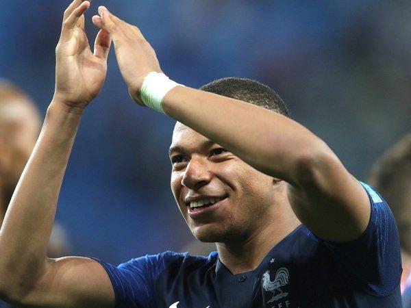 Kylian Mbappe Bisa Menjadi Pewaris Cristiano Ronaldo, Klaim Lineker