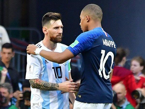 Mbappe Bikin Ronaldo, Messi dan Neymar Terlihat Usang