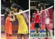Nozomi Okuhara Tantang PV Sindhu di Babak Final Thailand Open 2018