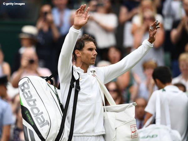 Refleksi Rafael Nadal Selama Lakoni Wimbledon Musim Ini
