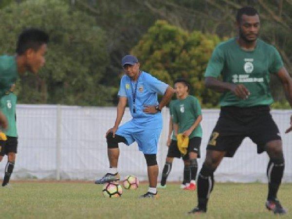 Resmi Balikan Dengan Sriwijaya FC, RD Ajukan Persyaratan