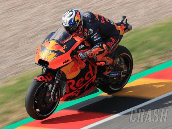 Sesi Pemanasan MotoGP Jerman Usai, KTM Cetak Sejarah