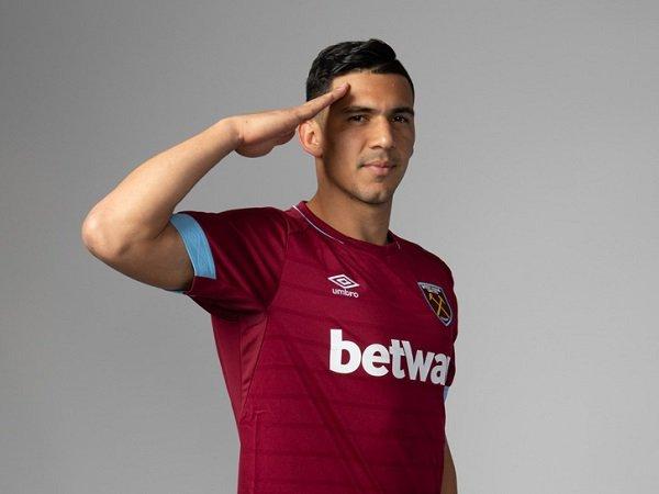 West Ham United Resmi Datangkan Fabian Balbuena dari Corinthians