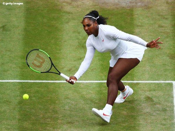 Wimbledon Hanyalah Awal, Ungkap Serena Williams