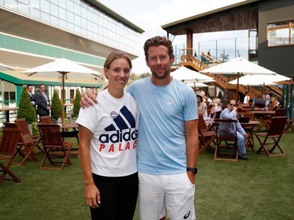 Gelar Wimbledon Miliki Arti Lebih Bagi Angelique Kerber, Ungkap Sang Pelatih
