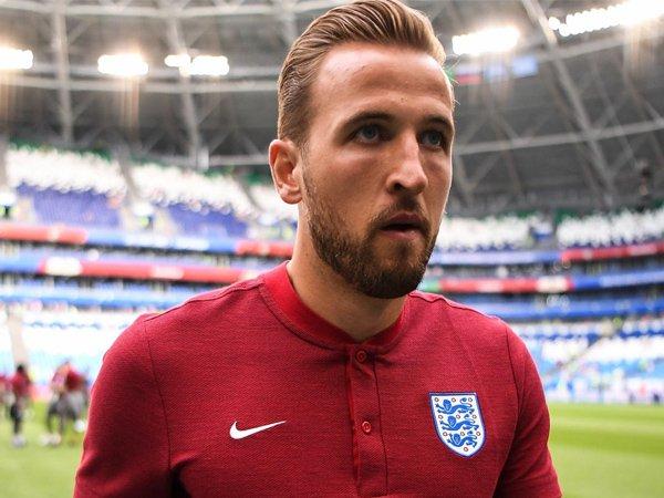 Harry Kane Resmi Raih Penghargaan Sepatu Emas Piala Dunia 2018
