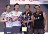 Hasil Final Thailand Open 2018, Jepang Tiga, Indonesia Dua Gelar Juara