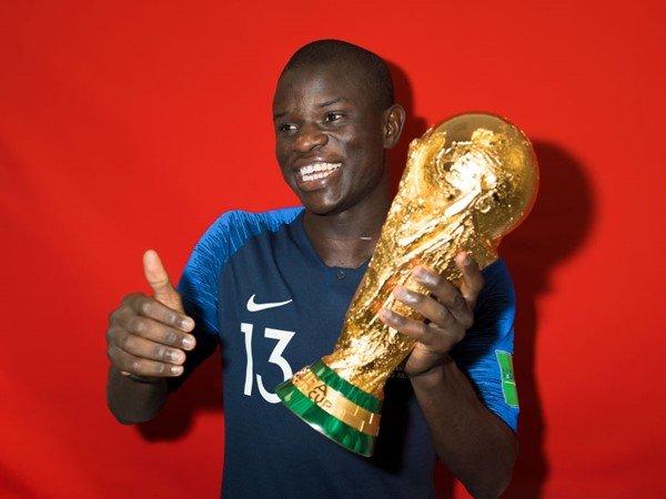 Ini Mengapa Kante Diganti Saat Prancis Melawan Kroasia di Final Piala Dunia